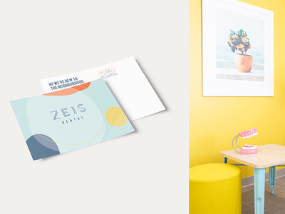 Zeis Dental Postcard
