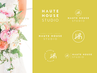 Haute House Studio Logo Suite