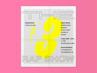 The $3 Rap Show