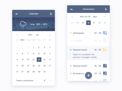 005 Calendar ui iphone ios illustration icon data app
