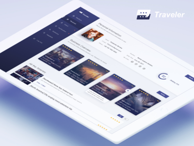 012 Travel client ui stats iphone ios illustration icon data app