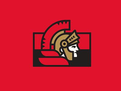 Ottawa Senators senators sports logo hockey nhl