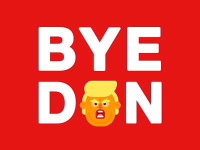 Bye Don! potus united states president