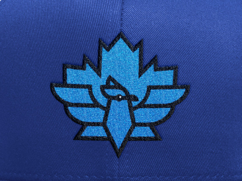 Toronto Blue Jays logo redesign canada maple leaf mlb sports logo baseball blue jays toronto