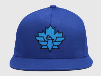 Toronto Blue Jays logo redesign hat