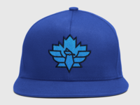 Toronto Blue Jays logo redesign hat