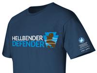 Hellbender Defender Logo Tee