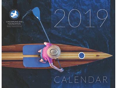 2019 Calendar Cover cover design photograpy calendar