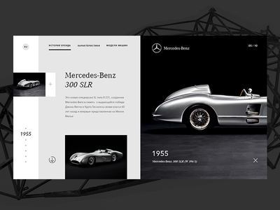 The history of the brand Mercedes mercedes