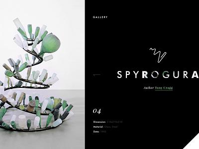 Tony Cragg sculpture architecture art concept web