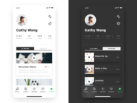 vox Profile & Day/night mode
