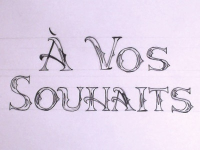 Vos Souhaits By Katie Sekelsky