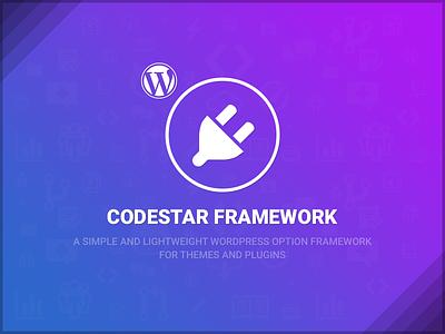 Codestar Framework admin panel wordpress plugin wordpress development framework wordpress