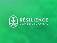 Résilience - Logo