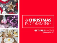 Christmas is comming. Get Free Photos.