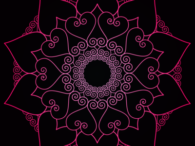 Love Mandala 1