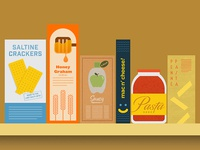 Packaging Design for the Pantry