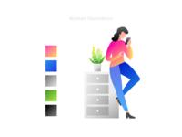 Illustration styles