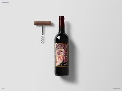Day 007 - Wine Branding