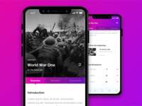Education App: Course Overview