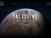 Tattooine detail