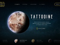 Planets   tattoine