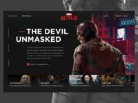 Marvel | Netflix Concept