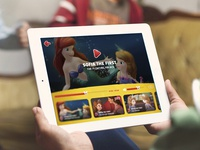 Disney Junior, VOD Player