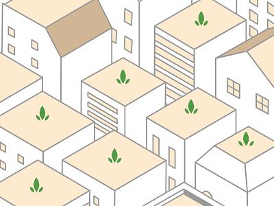 Navitas - Sustainable Housing branding illustration energy renewable solar