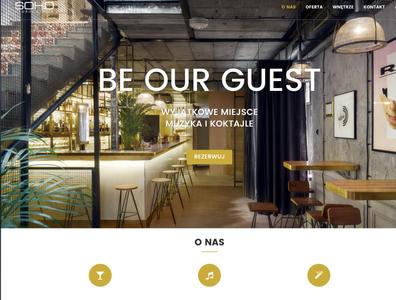 Website - SOHO Club