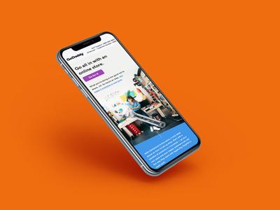 Online Store Creative