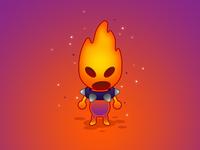Fire Higgledy