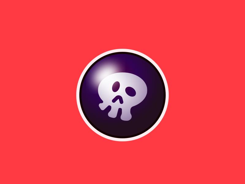 Blast Mask gamer gaming circle nintendo legend of zelda zelda majora majoras mask skeleton bomb skull mask blast