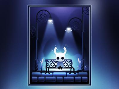 Hollow Knight character hollow fan art nintendo switch video games 2d dark gloomy cute nintendo gaming knight hollow knight