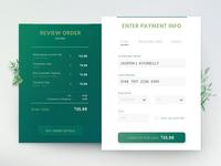 002 Dailyui Credit Card Checkout
