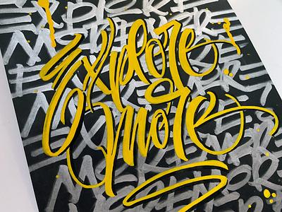 Explore more callivember callivember2k20 calligraphy handwriting brush lettering brush and ink brush calligraphy hand lettering brush script