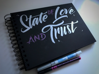 State of love and trust