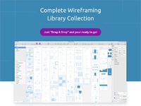 Wireland   wireframe library collection