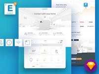 Elemento   Multipurpose Template For Apps