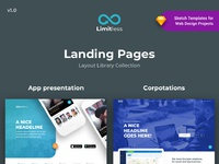 04 landing pages
