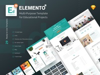 Education Sketch Template