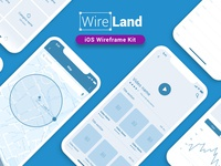 iOS Wireframe Library