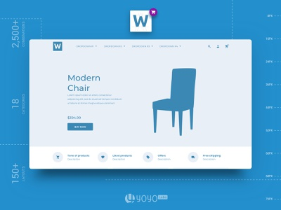 Ecommerce Wireframe Collection sketchapp clean prototype web ecommerce sketch wireframe ui kit website design template ux ui