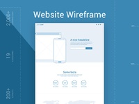 Wireframe   single design  18