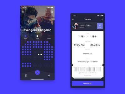 Cinema iMAX app