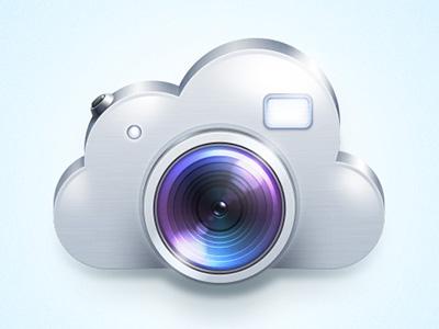 Cloud photo photo camera cloud lens flash llamah