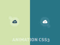 Animated Icons - animation CSS