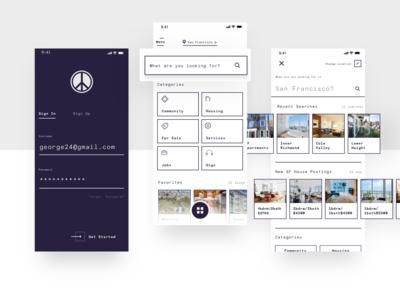 Craiglist Mobile App