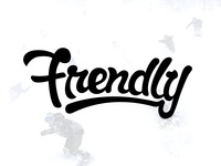 "No ""I"" In Frendly"