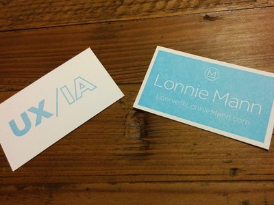 Uxia letterpress business card by lonnie mann dribbble uxia letterpress business card reheart Image collections